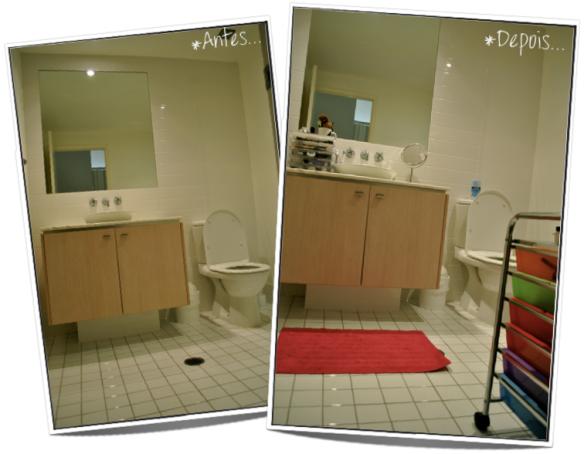 decoracao banheiro diy:Decoração: Banheiro Pequeno