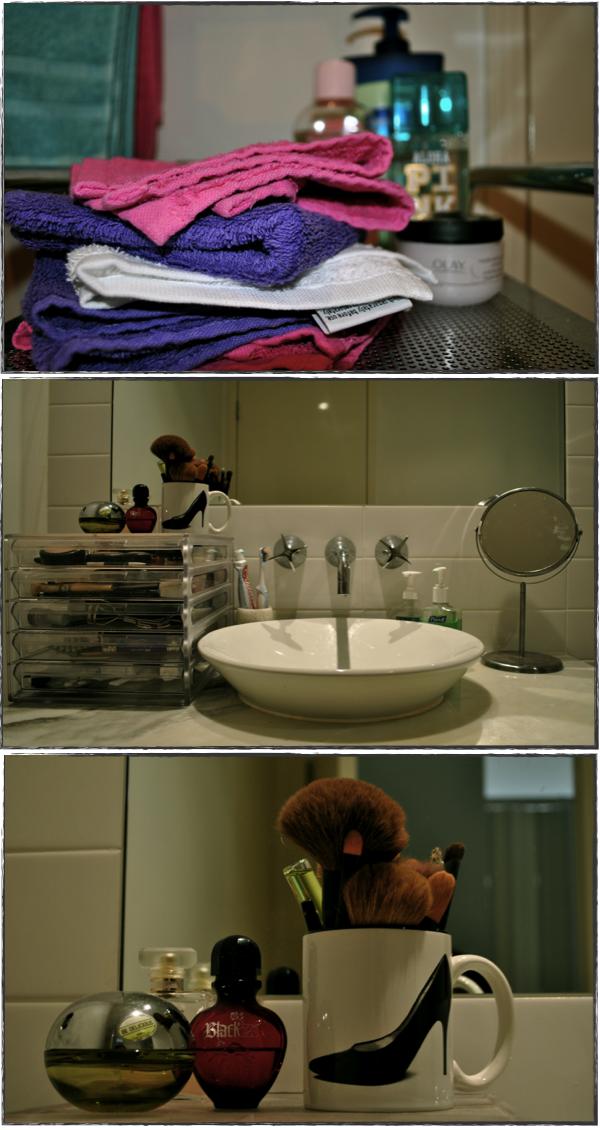 decorar meu banheiro pequeno – Doitricom -> Decoracao Meu Banheiro